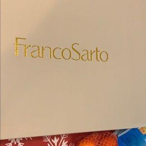 Franco Sorta wide calf boots size 7 1/2